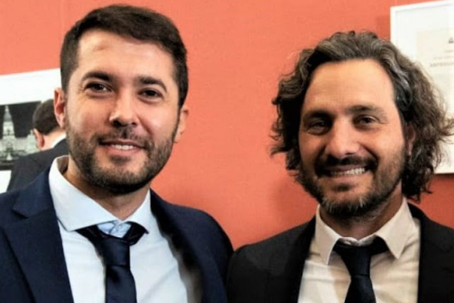 Benítez Molas es el nuevo interventor del Partido Justicialista