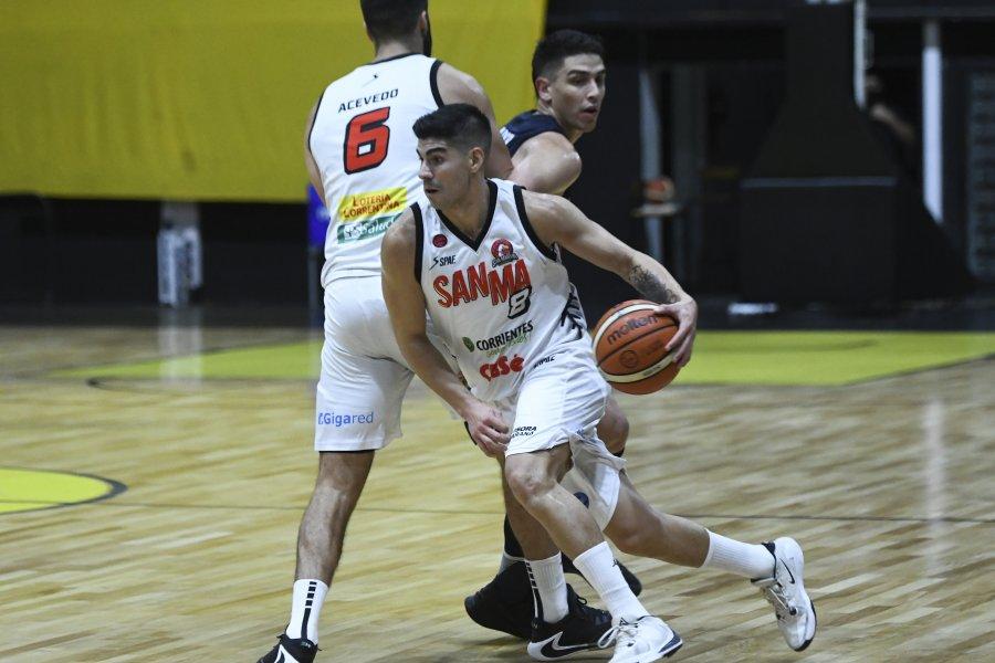 San Martín le ganó a San Lorenzo el primer partido de la semi