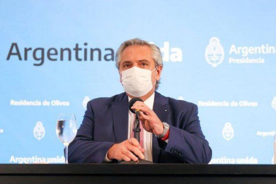La cepa de coronavirus que tuvo Alberto Fernández fue la andina