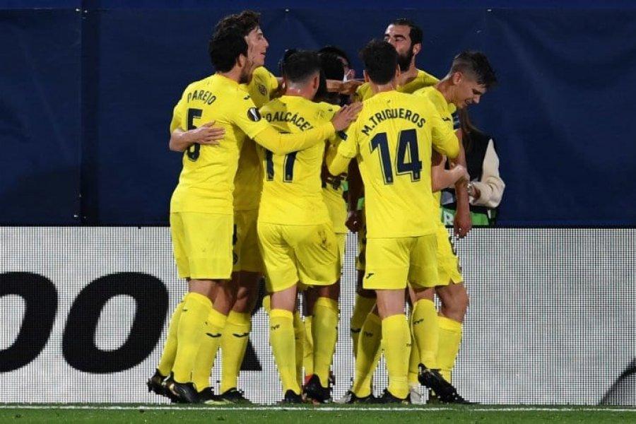 Villarreal, con Rulli y Foyth desde el arranque, venció al Arsenal
