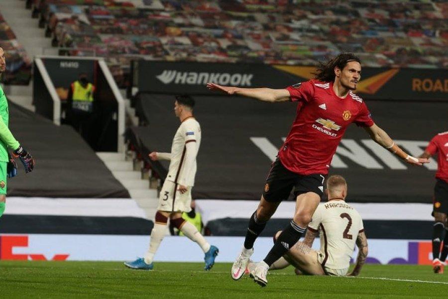 Manchester United aplastó a Roma y se acerca a la final