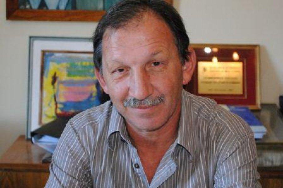 Galantini sigue internado con estado reservado tras el ACV