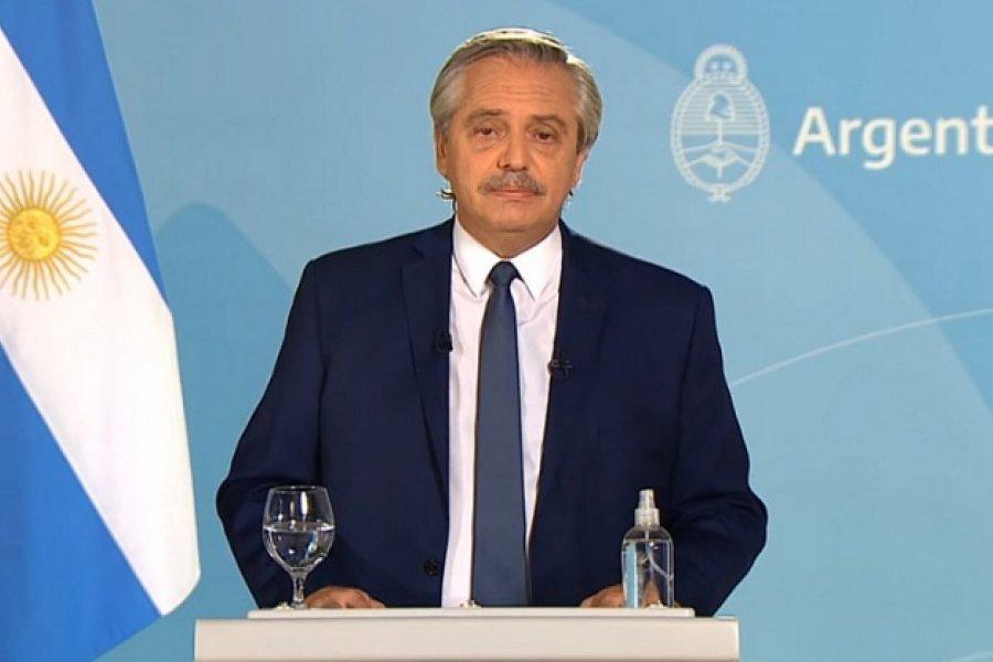 Fernández: Para el conjunto del país hasta el 21 de mayo continúan las mismas medidas actualmente vigentes