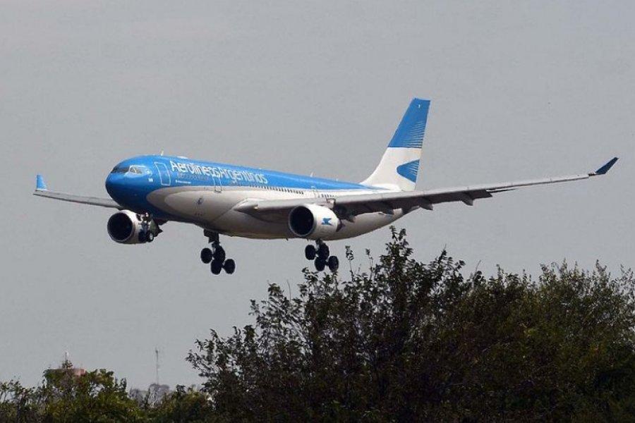 Aerolíneas Argentinas suspendió algunos vuelos internacionales: qué destinos están afectados