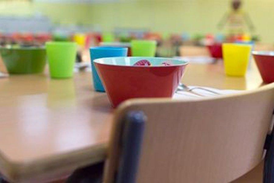 Denuncian falta de alimentos en comedores escolares provinciales