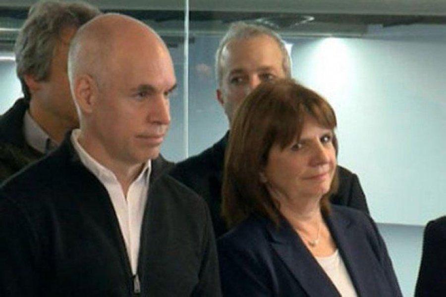 Explotó la interna: Patricia Bullrich cruzó a Larreta por las clases presenciales