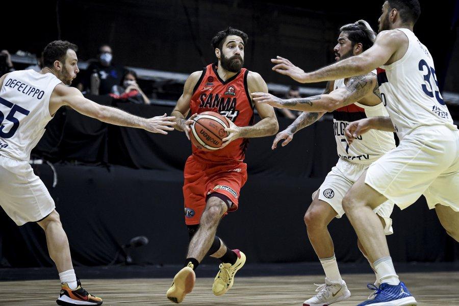 San Martín no pudo con San Lorenzo y el domingo se define el finalista