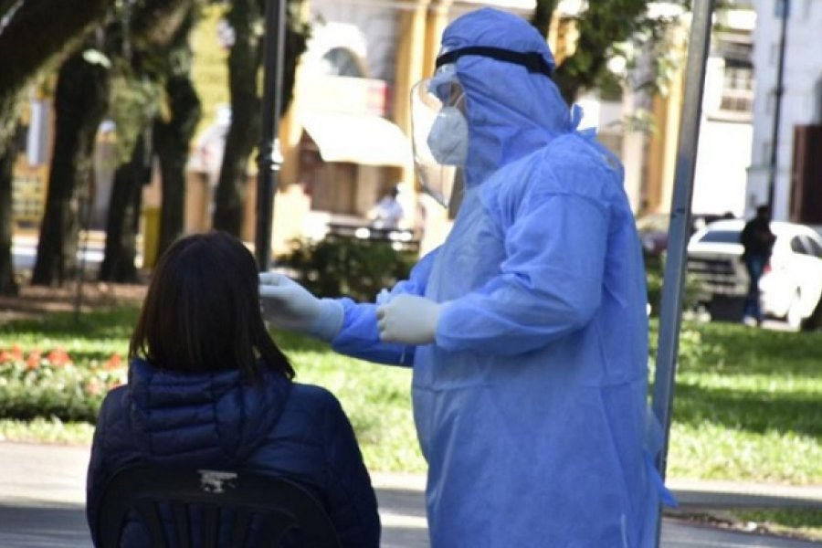 Mercedes: Salud realiza acciones intensivas para cerrar el brote de Covid-19