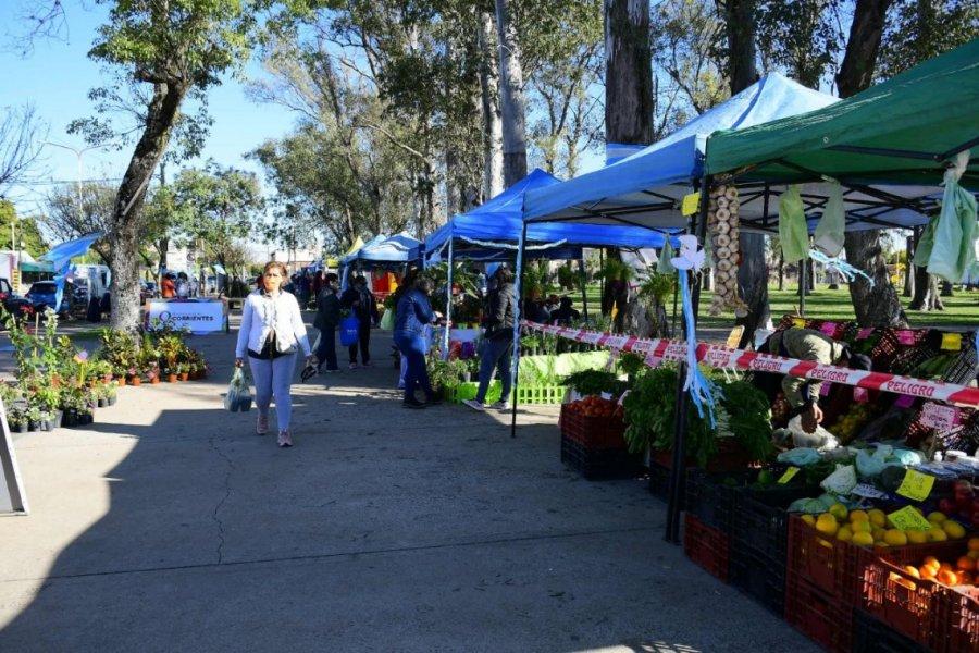 Las Ferias de la Ciudad estarán en los barrios Mil Viviendas y Laguna Seca