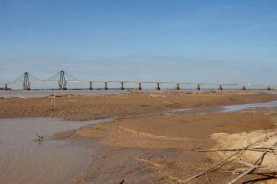 Advierten que el Paraná podría sufrir una sequía mayor a la del año pasado