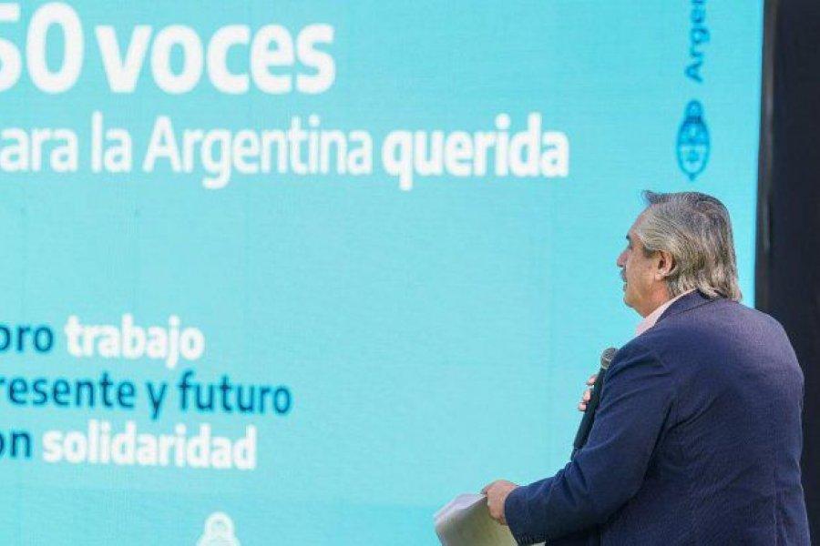 """Alberto Fernández a empresarios: """"No es tiempo de subir los precios"""""""