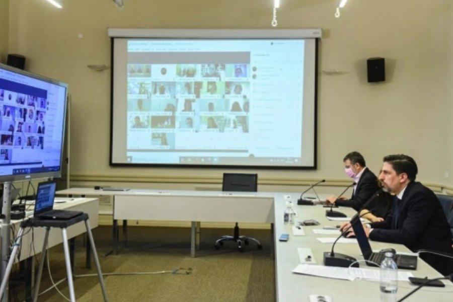 Clases presenciales: Trotta convocó a los ministros de las provincias que incumplen el DNU
