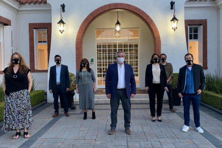 """Alberto Fernández: """"Hay que evitar la judicialización de las cuestiones políticas"""""""