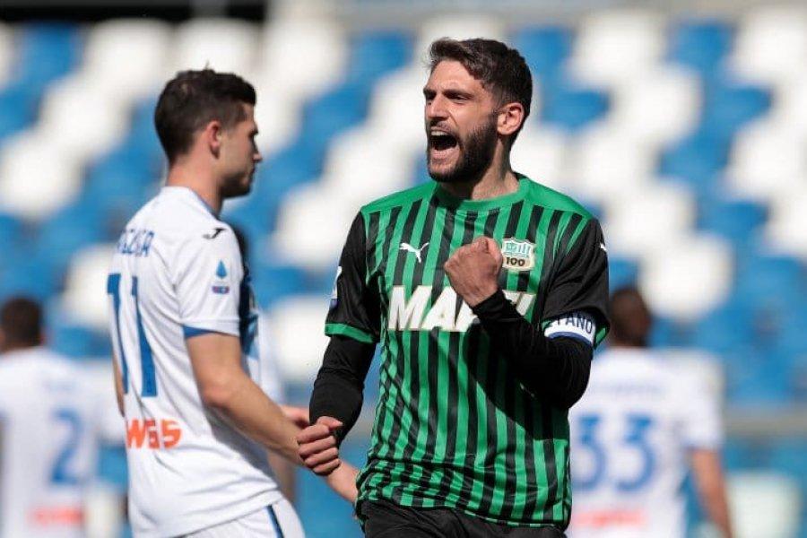 Atalanta igualó con Sassuolo y el Inter es campeón de la Serie A
