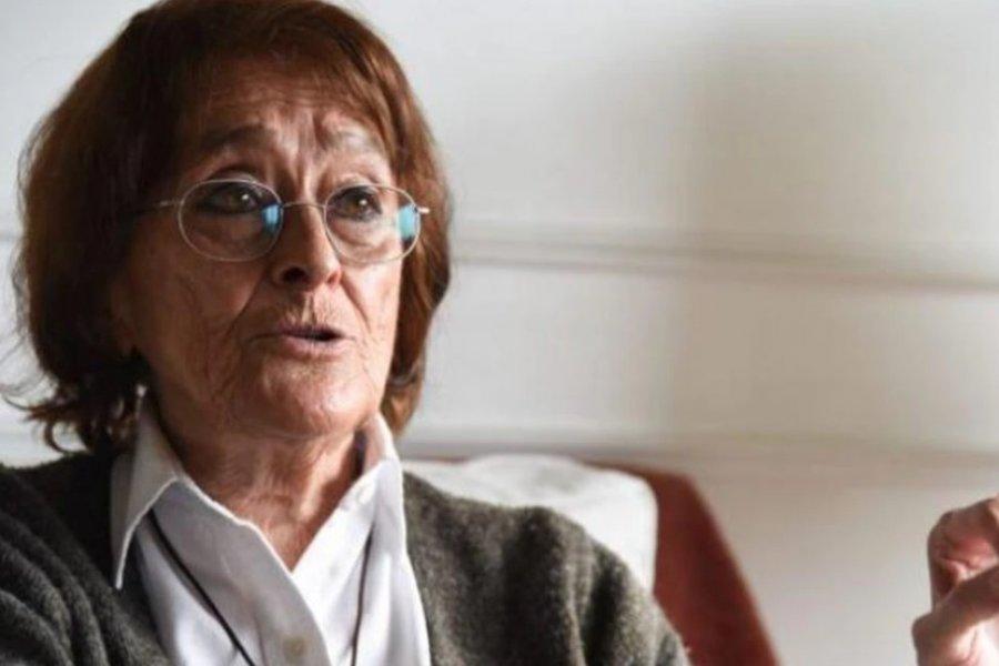 Murió la reconocida socióloga Alcira Argumedo