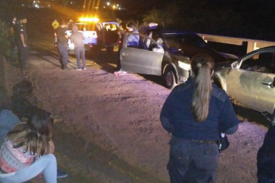 Mercedes: La Policía desarticuló una juntada clandestina