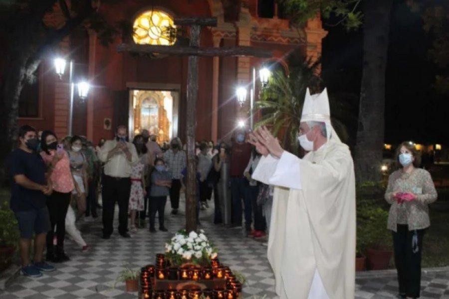 Luminarias, peregrinación virtual y misas para celebrar el Milagro de la Cruz