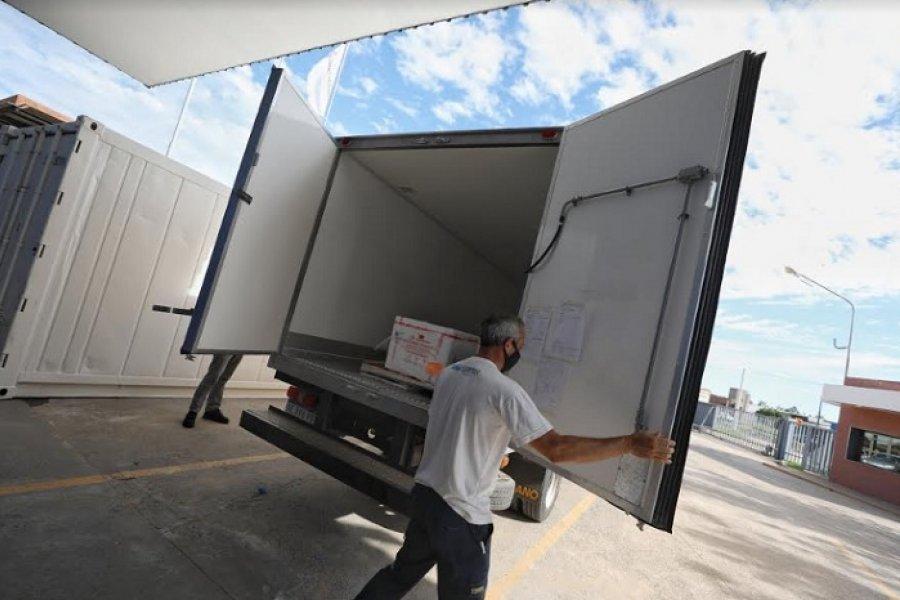 Corrientes sigue sumando vacunas: Registra 234.951 dosis