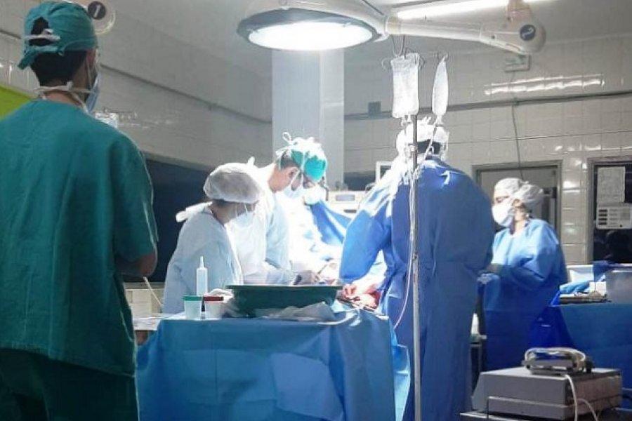 CUCAICOR hizo ocho operativos de ablación de órganos en sólo diez días