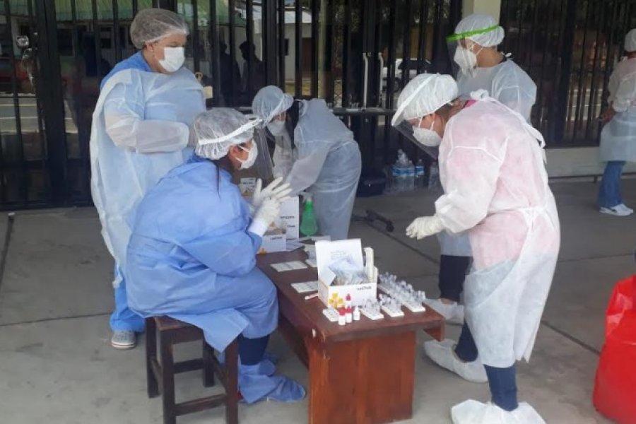 Cuatro ciudades correntinas con alto riesgo de Coronavirus