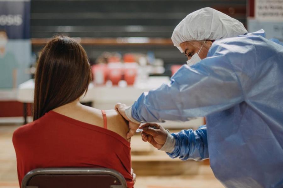 Vacunas: Continúa la distribución de más de 650 mil dosis en todo el país