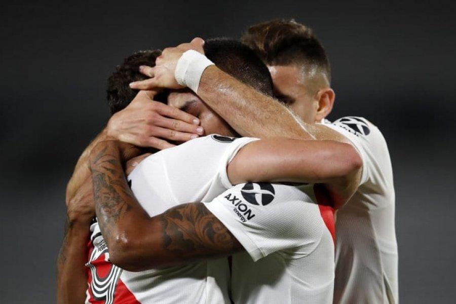CONMEBOL se puso firme y River jugará en Colombia