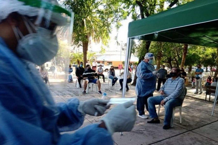 Coronavirus: Reportaron otra muerte y 194 nuevos casos en el Chaco