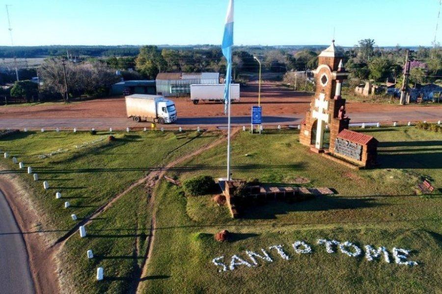 Covid: Santo Tomé retrocede a Fase 3 por 15 días