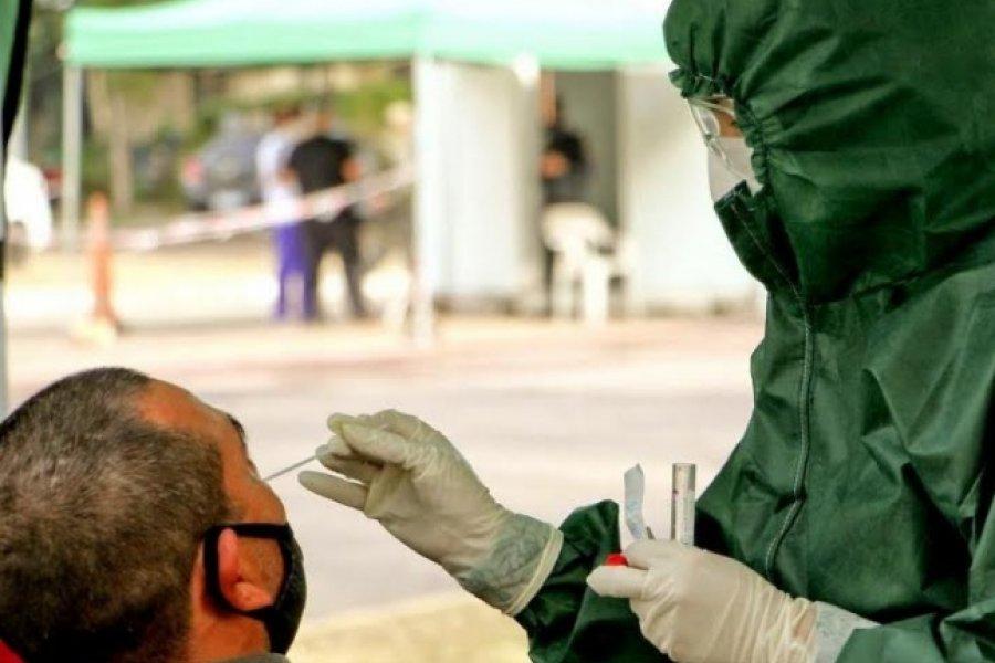 Suman 15 fallecidos por Covid-19 en Corrientes en 4 días