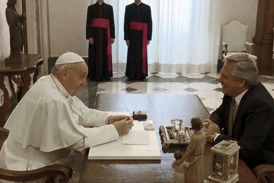 Alberto Fernández y Martín Guzmán confirman gira por Europa y se verán con el Papa Francisco