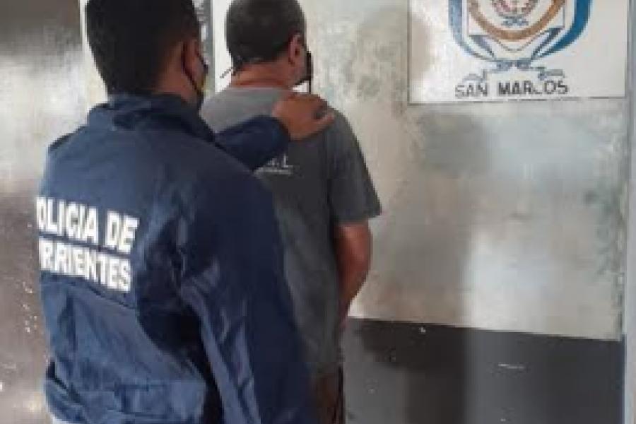 Policías detuvieron a un sujeto buscado por el delito de abuso sexual