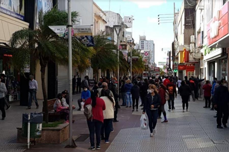 Coronavirus: Aumentaron los casos en Corrientes Capital