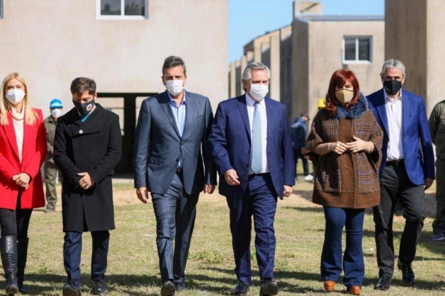"""Alberto Fernández: """"Nada nos va a hacer cambiar de idea, ni un fallo ni la tapa de un diario"""""""