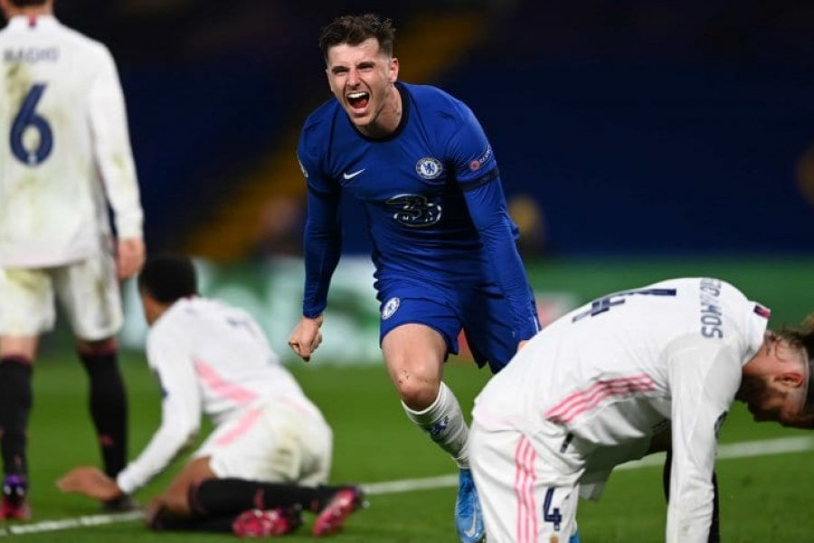 Champions League: Chelsea eliminó a Real Madrid y es el otro finalista