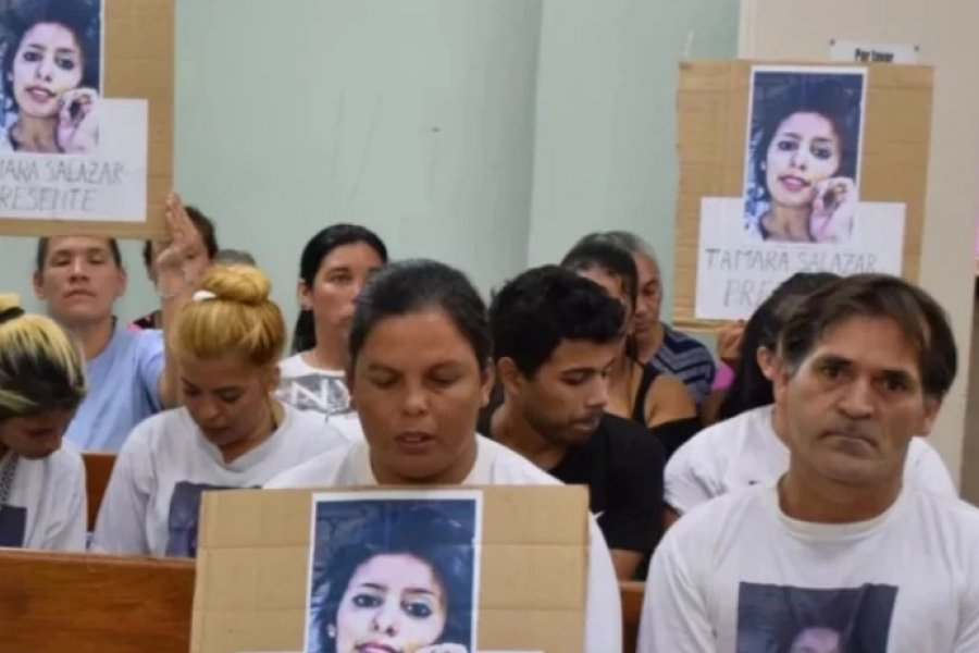 Comienza el nuevo juicio por el crimen de Tamara Salazar