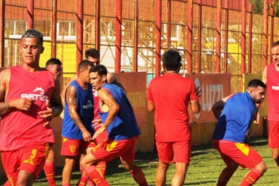 Boca Unidos se alista para jugar tres partidos en nueve días