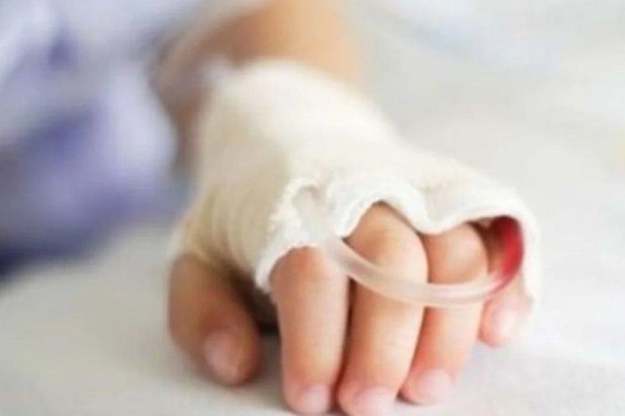 Ingresó otro niño de 5 años con Coronavirus al Hospital Pediátrico