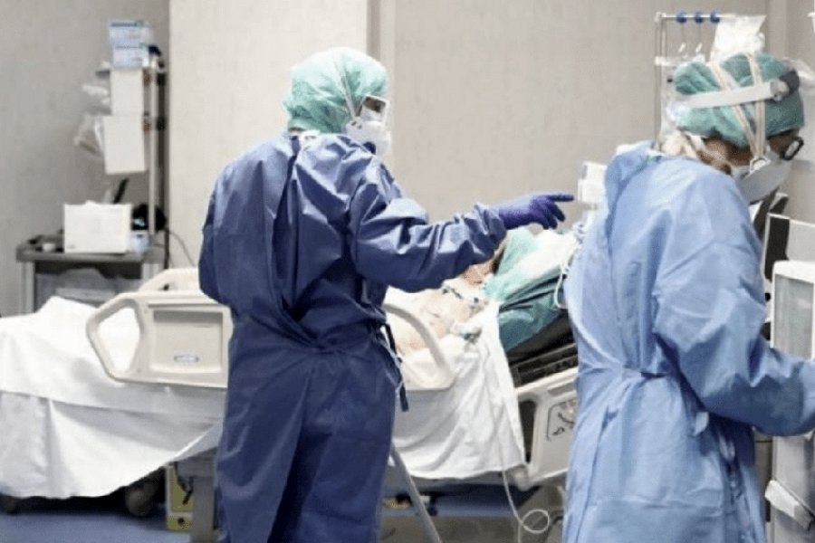 Coronavirus: Sigue aumentando la ocupación de camas de terapia intensiva