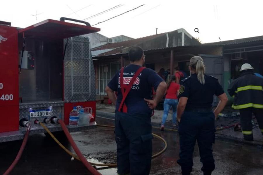 Piden se incluya a bomberos voluntarios en los grupos prioritarios de vacunación contra el Covid-19