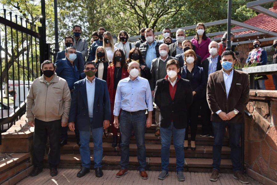 Canteros lanzó su candidatura a intendente de Corrientes