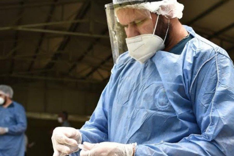 Corrientes entre las provincias más lentas en vacunación anticovid