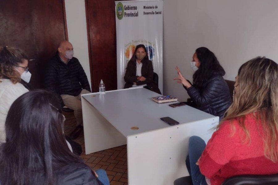 El COPRODIS se reunió con la Junta Categorizadora de Prestadores y médicos externos del IOSCOR