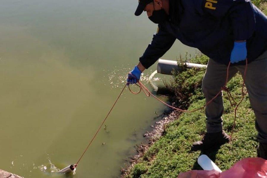 Allanaron una cooperativa que arrojaría aguas servidas en los ríos