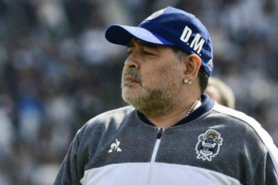 Causa Maradona: la psiquiatra y el psicólogo presentaron disidencia a la junta médica