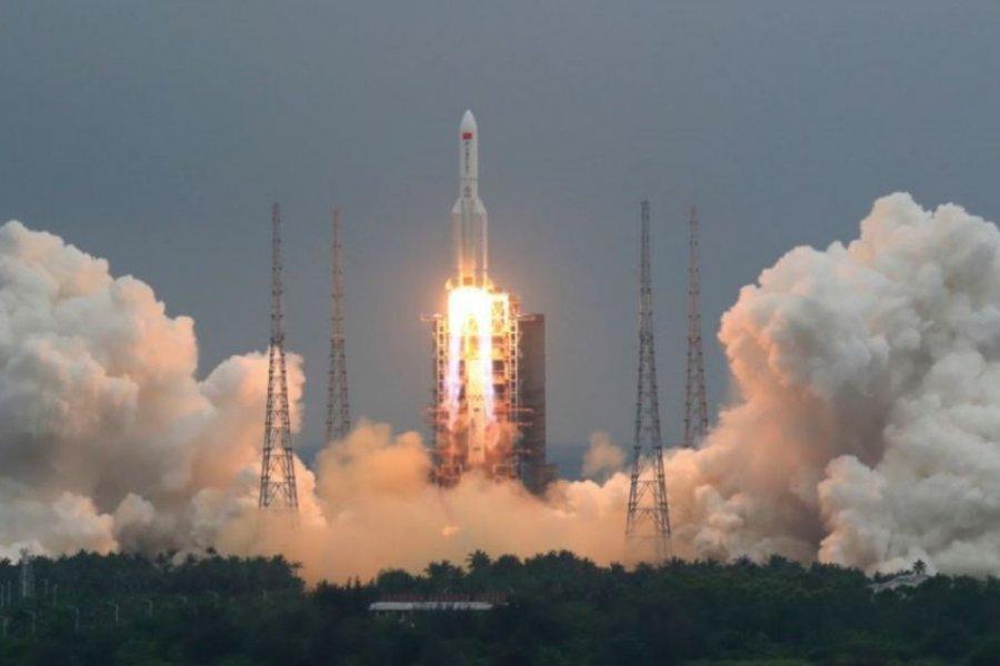En qué lugar de la Tierra podría caer el cohete chino fuera de control
