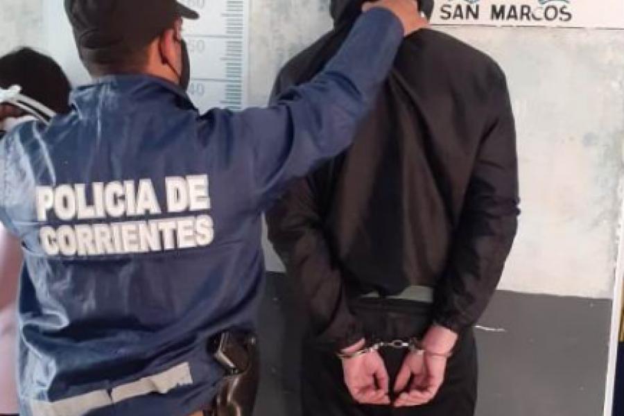 Detuvieron a presunto violador de una menor luego de meses prófugo