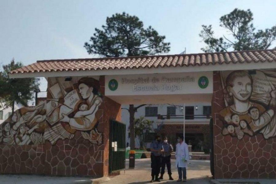 Corrientes: Fallecieron 2 pacientes y 29 recibieron el alta en el Hospital de Campaña