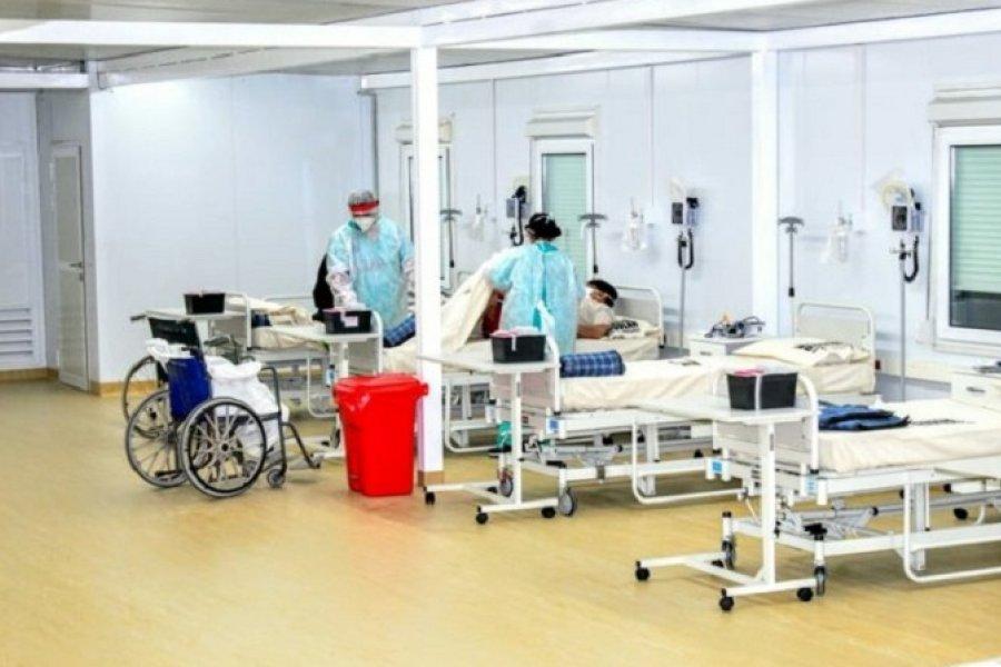 Chaco reportó otras 2 muertes y 353 nuevos contagios por Coronavirus