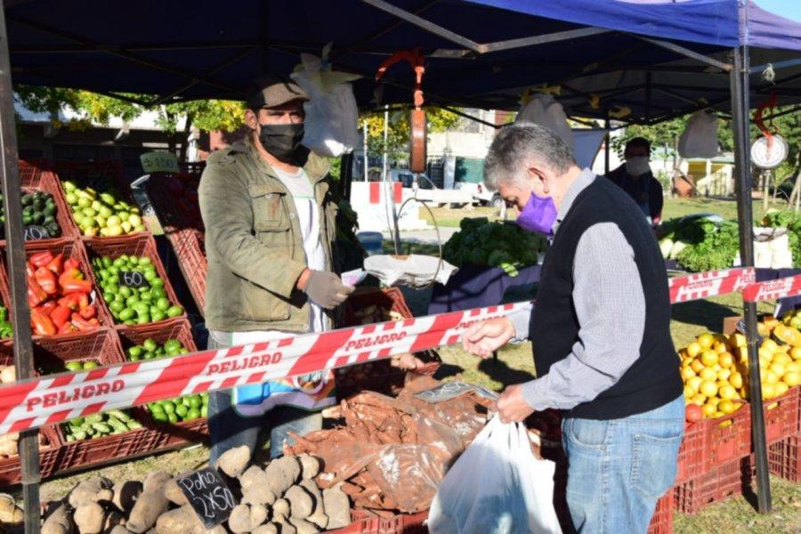 Las Ferias de la Ciudad recorrerán distintos barrios y plazas céntricas