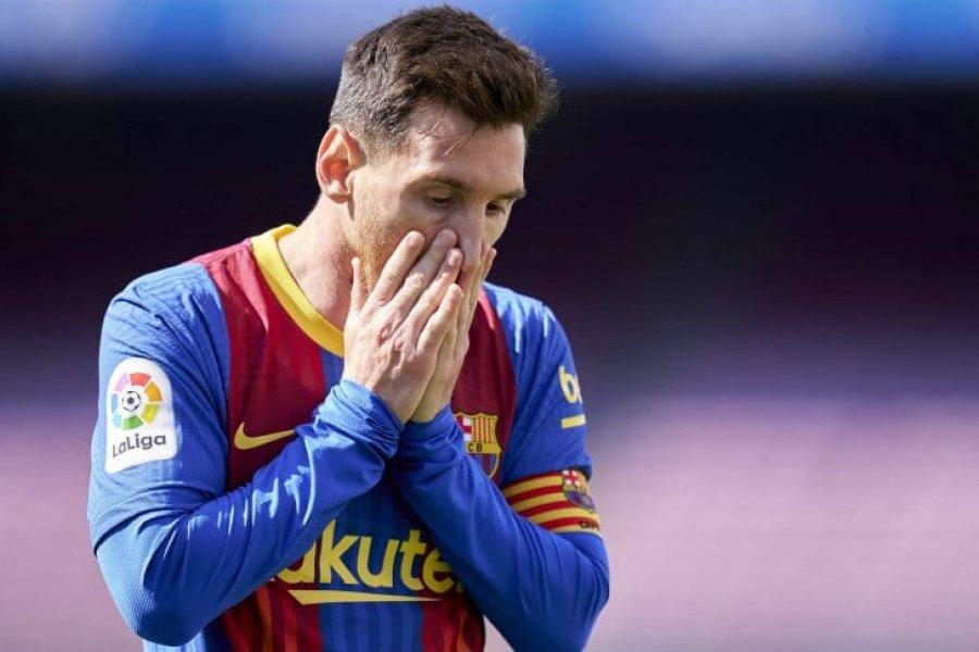 Barcelona no pudo con Atlético de Madrid, que sigue como único líder